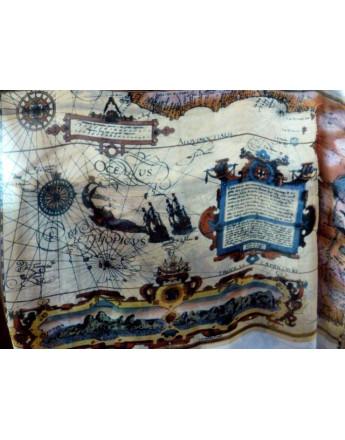 Tissu Mousseline Polyester Imprimée A60