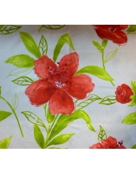 Tissu Ameublement NT 6927- ORCHIDEE 002