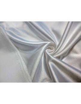 Tissu Extensible (lycra*) épais Blanc