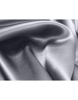 Tissu Satin Elastique Blanc Cassé