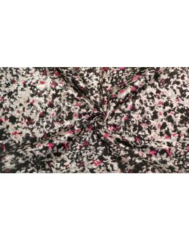 Tissu Brocart Imprime n°3
