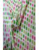Tissu 100% Coton Imprimé Pois
