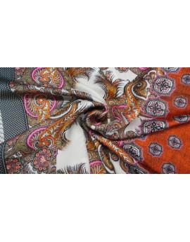 Tissu 100% Polyester imprimé 04