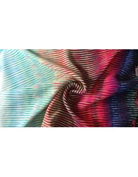 Tissu Polyester imprimé 07