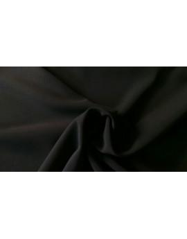 Tissu polyester Noir 01