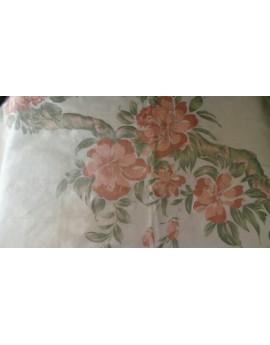 Tissu Polyester Imprimé Fleurs