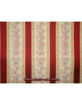 Tissu Rayures A013