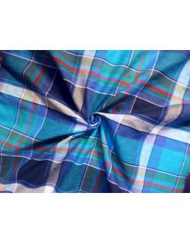 Tissu Madras exotique 3