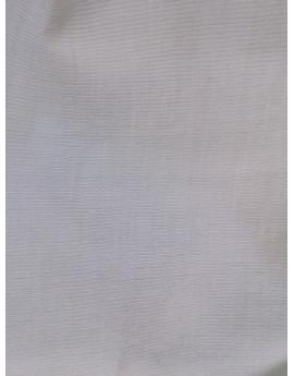 Bord cote blanc tubulaire