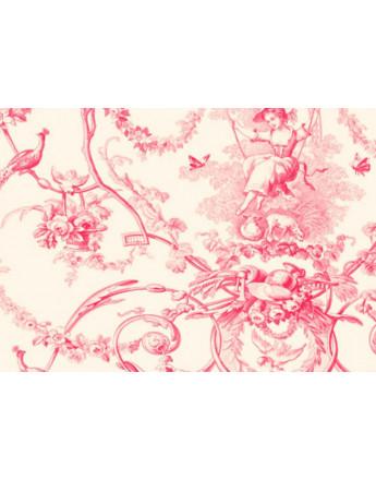 Ludivine Rose Fond Crème