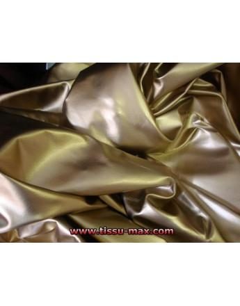 Tissu Vinyl Or