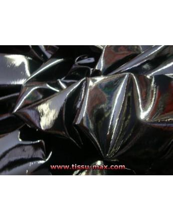Tissu Vinyl Noir