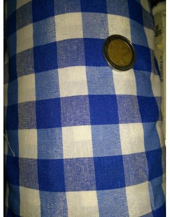 Vichy Moyens Carreaux Bleus
