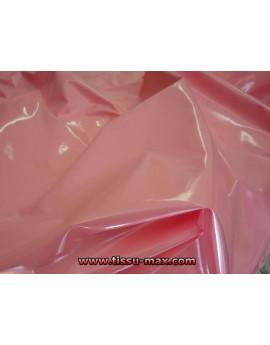 Tissu Vinyl Rose