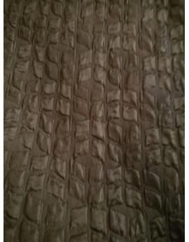 Tissu Coton Soie Matelassé