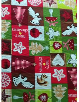 Tissu Noël N05