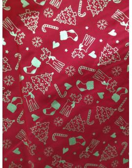 Tissu Noël N06