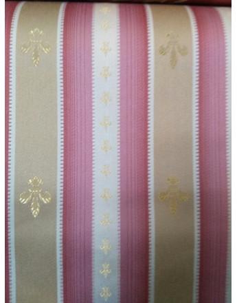 Tissu Fleur de Lys A0056