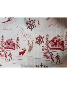 Tissu Noël N14