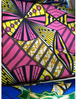 Tissu Wax W01