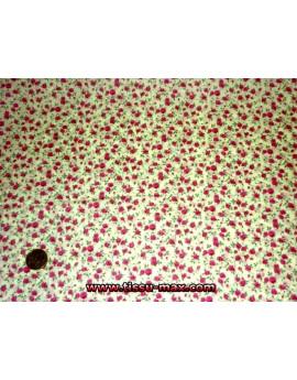 Tissu Fleurs  A069