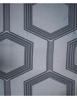 Hexagone - Gris