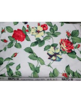Coton fleuri
