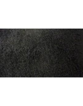 Tissu Eponge Noir