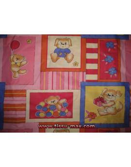 Tissus Coton Enfant  A030