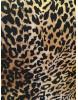 Tissu imprimé léopard 01