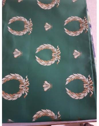 Tissu couronne