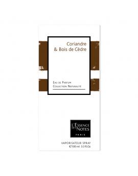 Coriandre & Bois de Cèdre Prix régulier