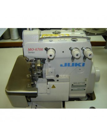 Machine Juki 4 Fils MO 6700