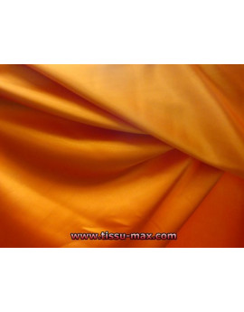 Satin Polyester Lycra Orange