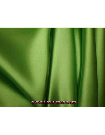 Satin Polyester Lycra Vert