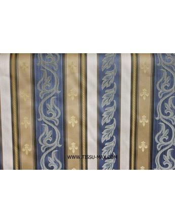 Tissu Fleurs de Lys A143