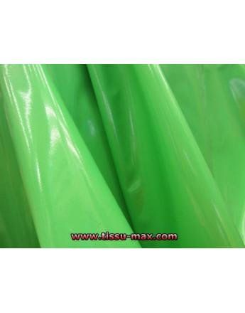 Tissu Vinyl Vert Clair