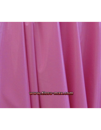 Tissu Vinyl Rose Bonbon
