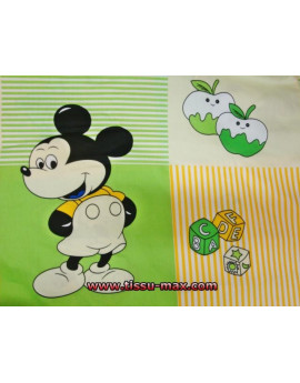 Tissu Coton Disney Mickey
