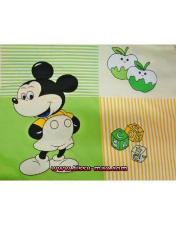 Tissu Disney Mickey