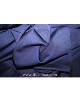 Tissu Lycra Bleu Marine