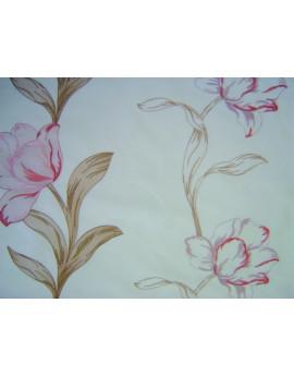 Tissu Ameublement Larkspur Rose