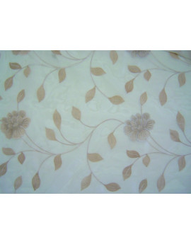 Tissu Ameublement Petunia Natural
