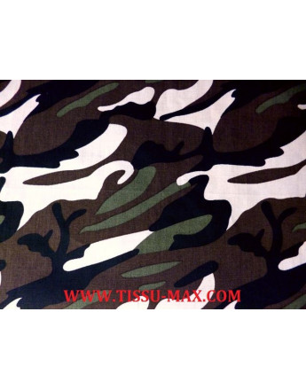 Camouflage  Beige A002