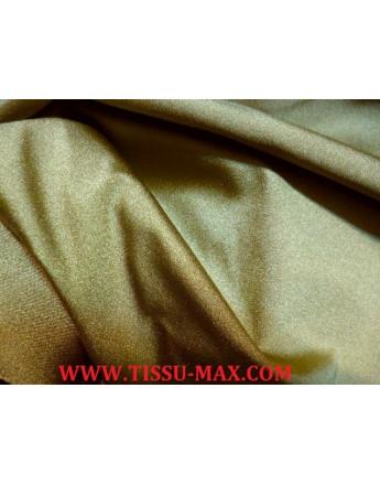 Tissu Extensible (lycra*) Or