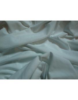 Jersey  de Coton Blanc