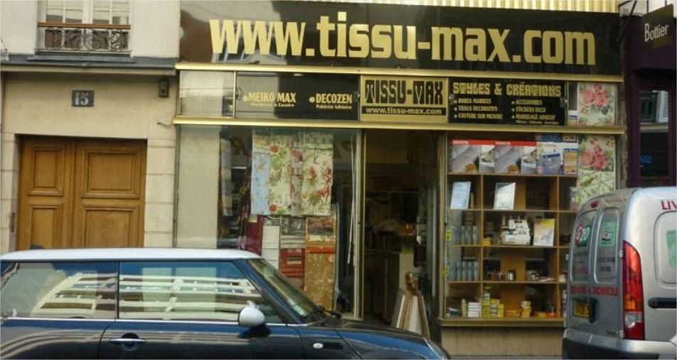 Tissu Max